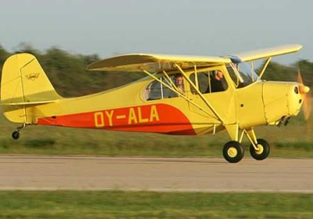 OY-ALA Aeronca 7ac Champ