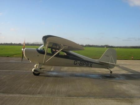 G-BPRX Aeronca 11AC