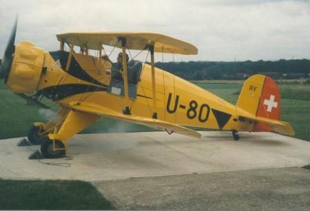 G-BUKK Bucker Bu.133C Jungmeister