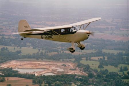 G-RONC Aeronca 11AC